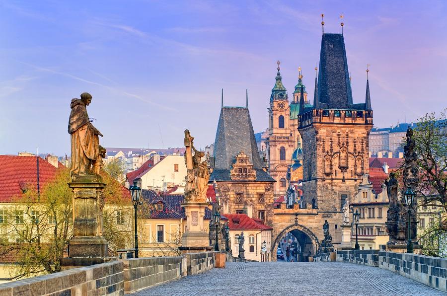 Praga, Rep. Checa