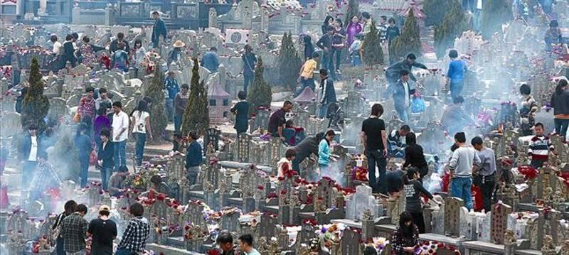 china día de las tumbas