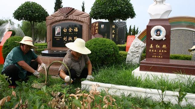 china tumbas