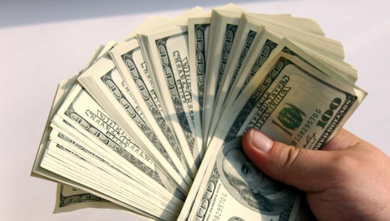Estados Unidos el dinero habla