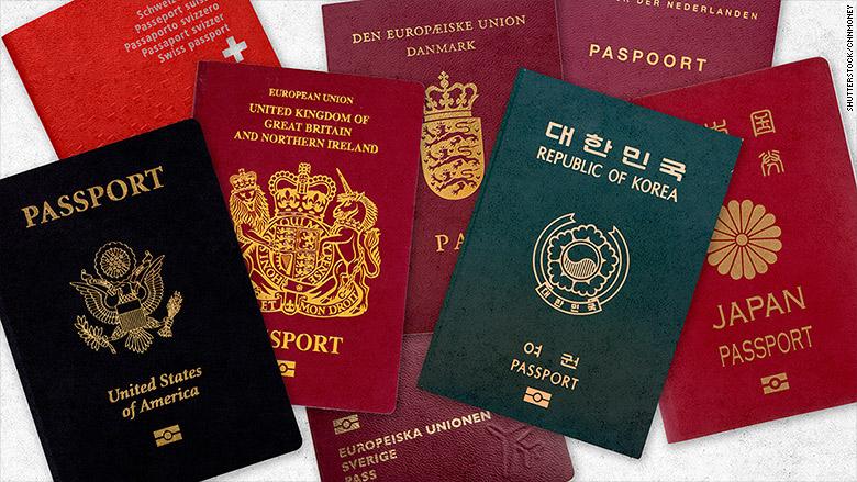 pasaporte poderoso 2