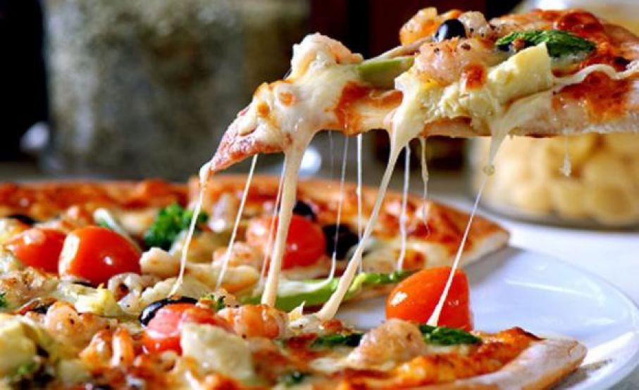 receta casera de pizza napolitana