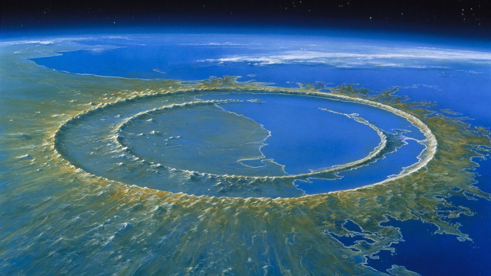 Crater Yucatán