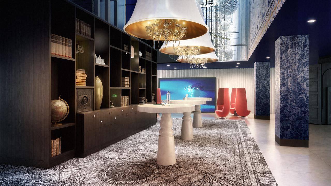 top 10 hoteles arte 6