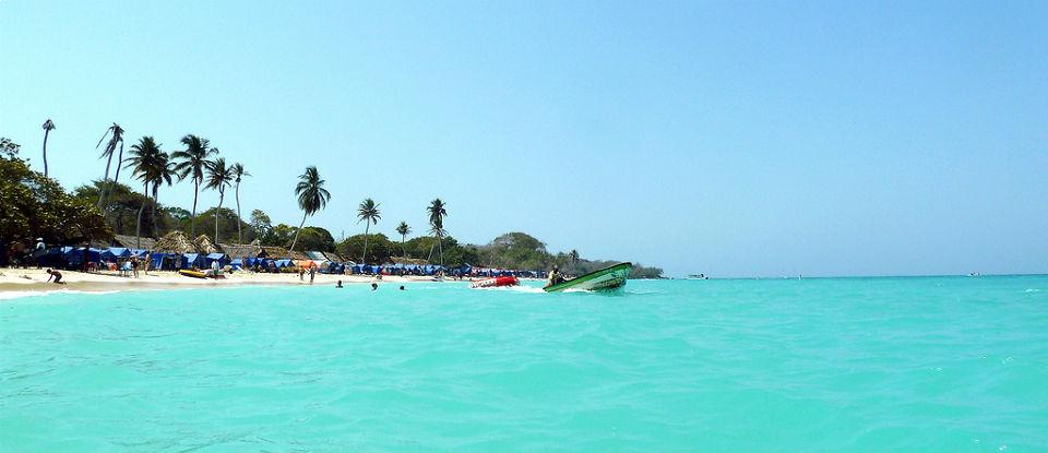 islas del Rosario Barú y San Bernardo