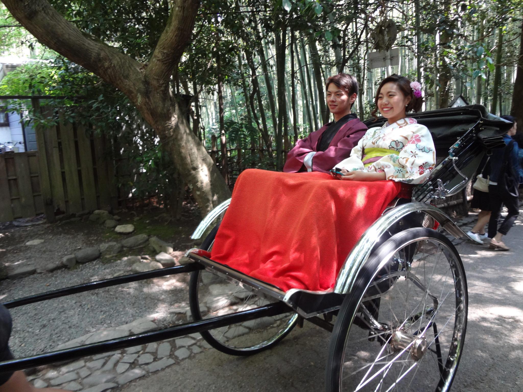 Baño Invisible Japon:El bambú, esa exótica planta gramínea en forma de caña, es parte