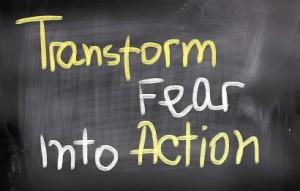 Convertí tu miedo en acción