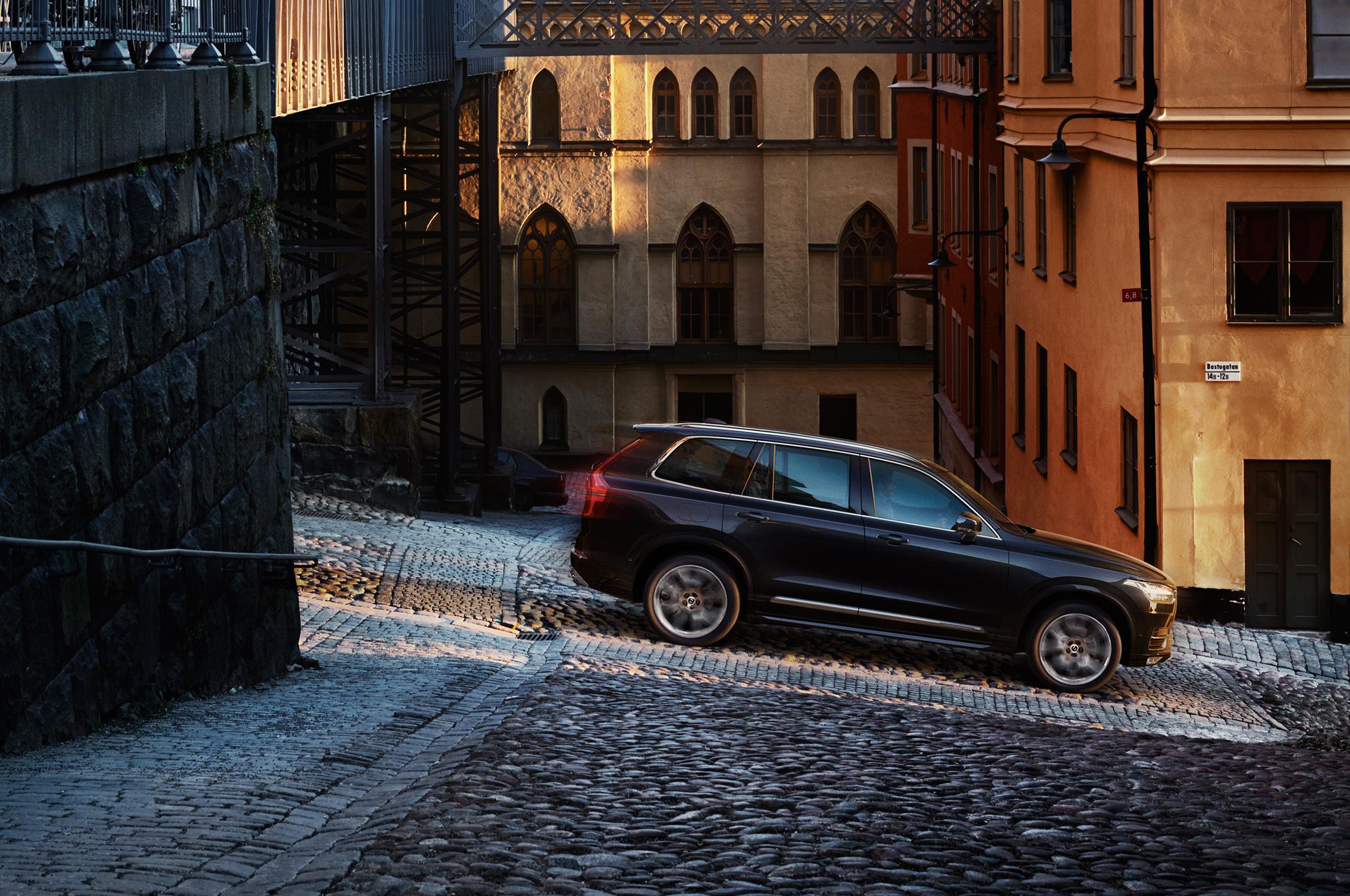Volvo-XC90-mejor auto para viajar 3
