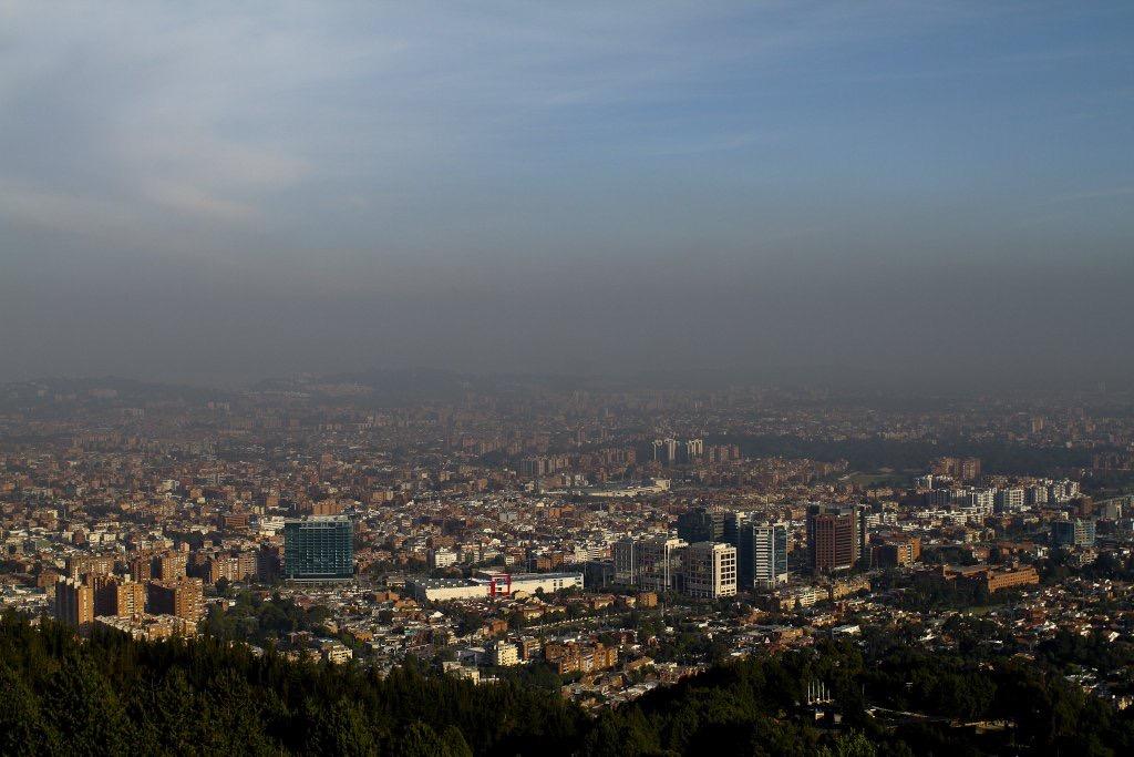 contaminación bogota