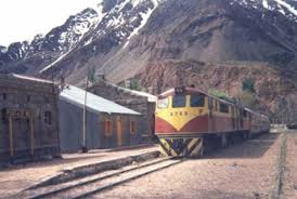 tren a mendoza