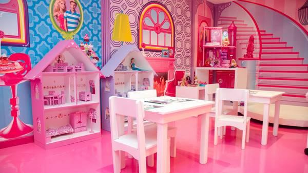 jugueterias barbie