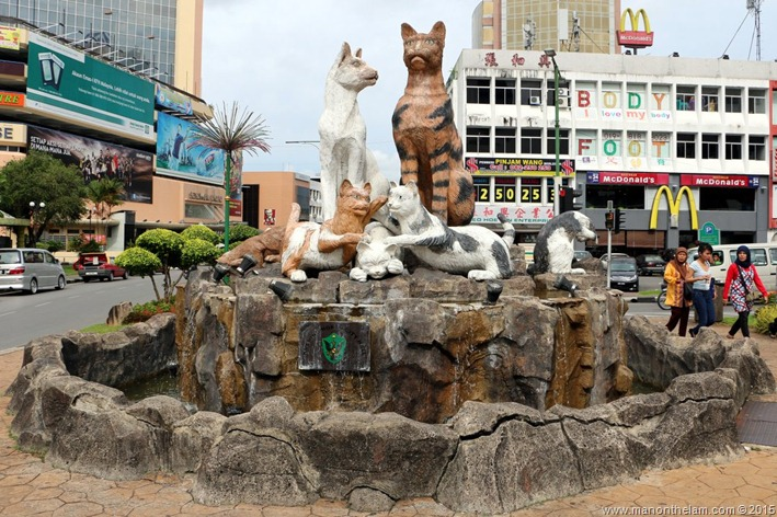kuching borneo malasia 2