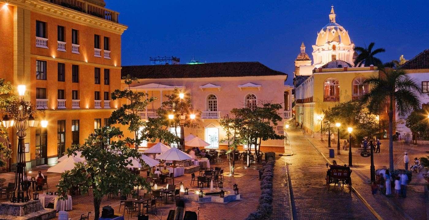 sitios clima riesgo america latina cartagena