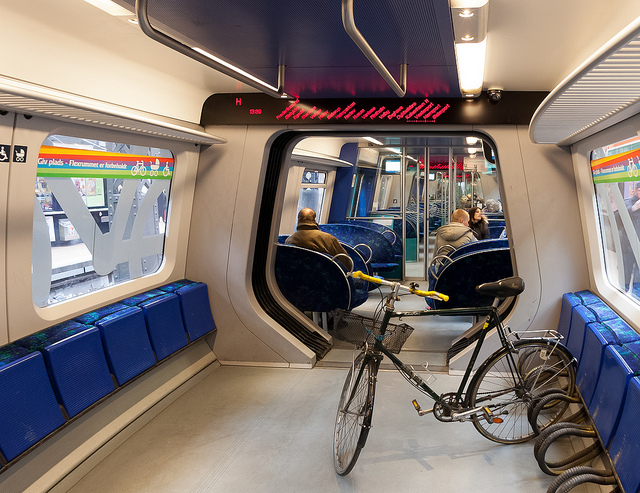 metro bici