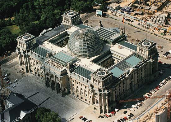 cupula del parlamento
