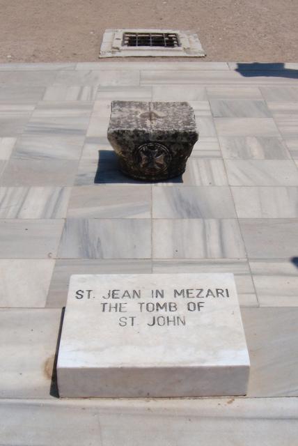 efeso tumba de san juan