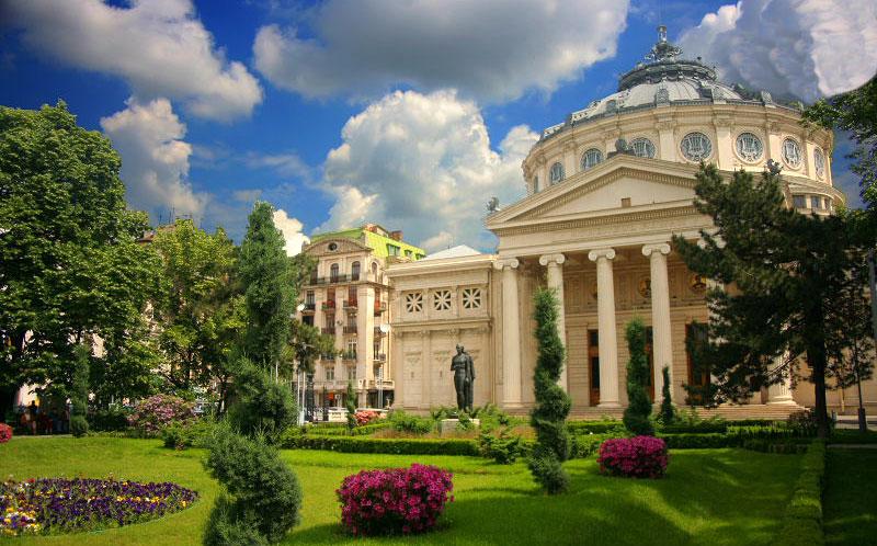 Ateneo-Rumano-sala-de-conciertos-importante-en-Bucarest-2