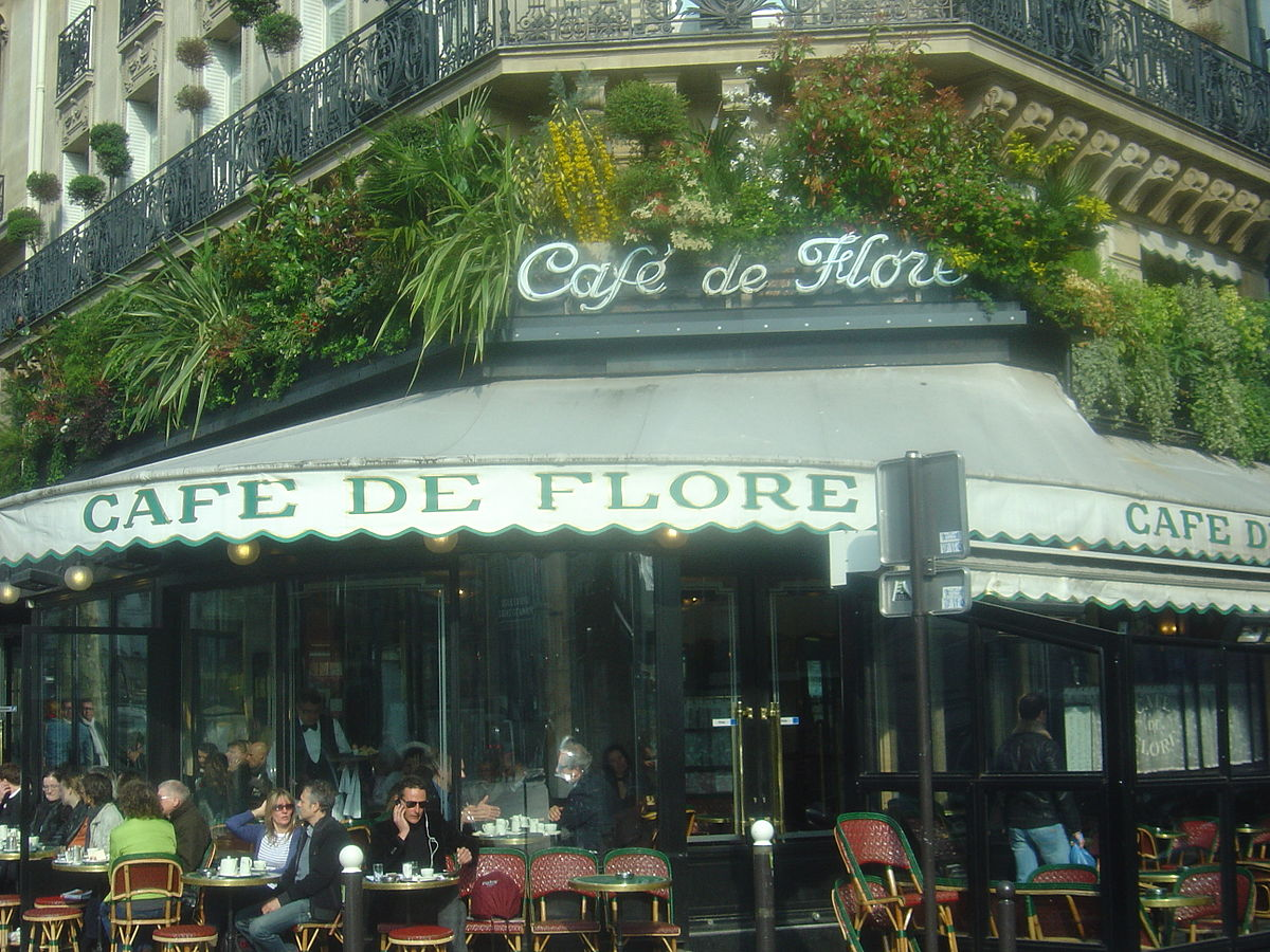 Cafe_de_Flore,_Paris_-_2011