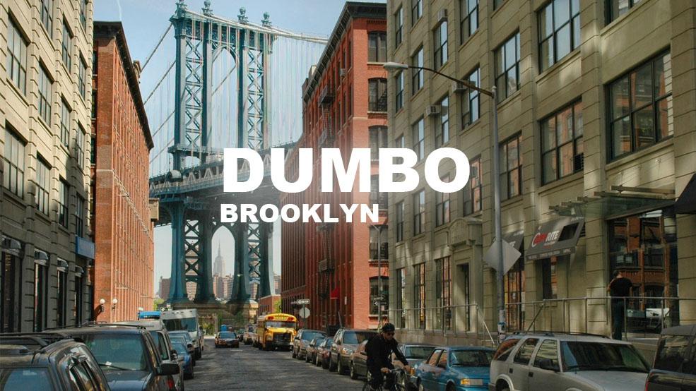 visitar Dumbo en Brooklyn