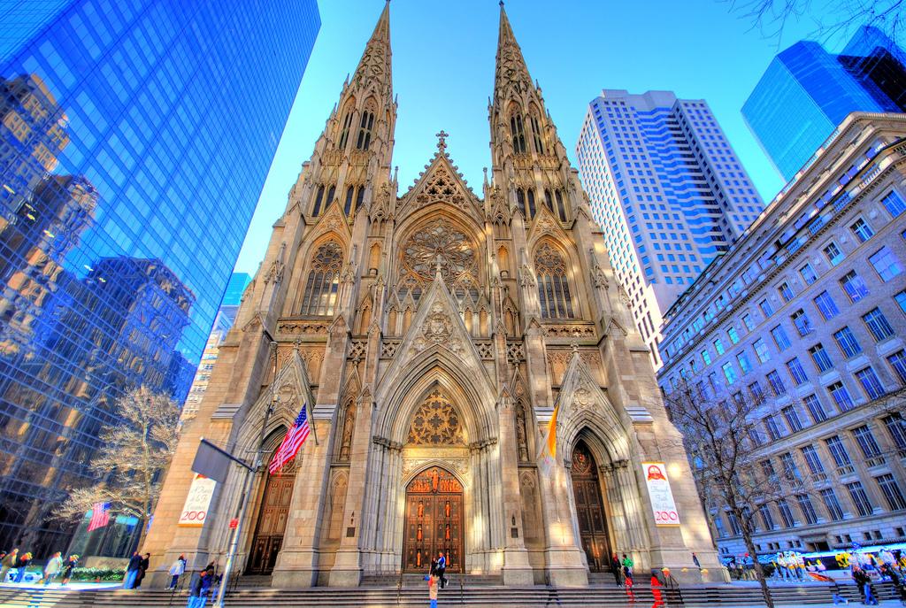 Saints Patrick en Nueva York