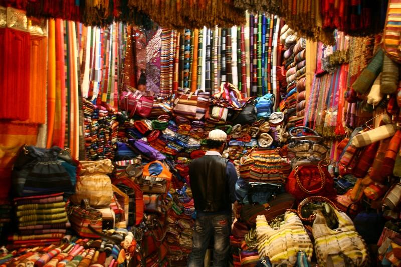 Baños Turcos Modernos:Marrakech Morocco
