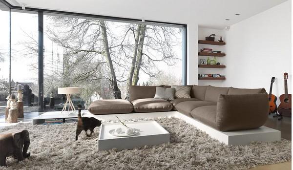 ahorrar calefaccionar alfombras