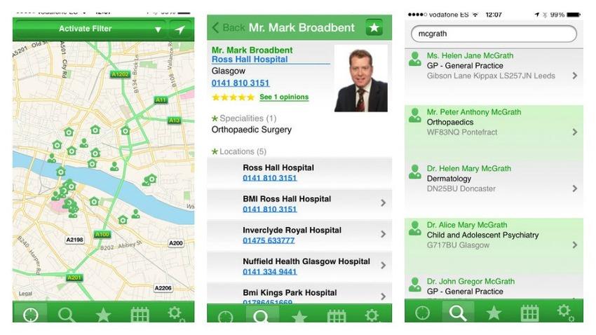 apps salud doctoralia