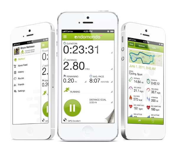 apps salud endomondo