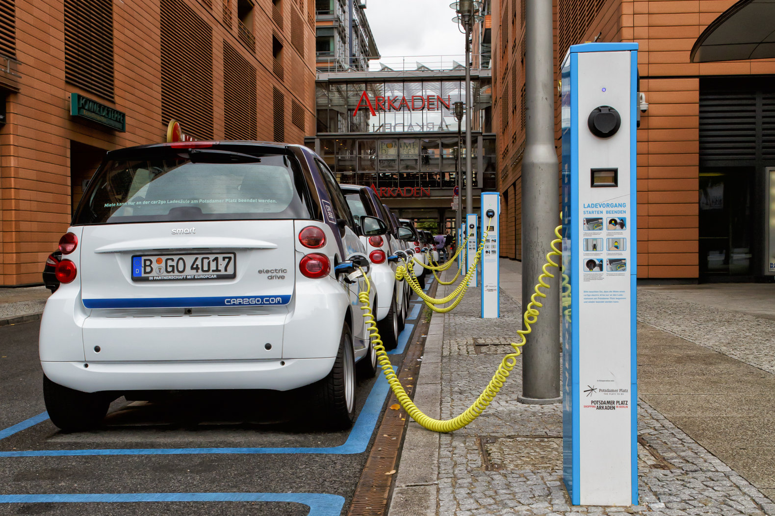 autos electricos alemania 3