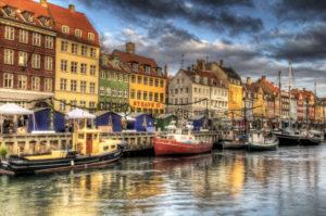 Nyhavn o puerto nuevo