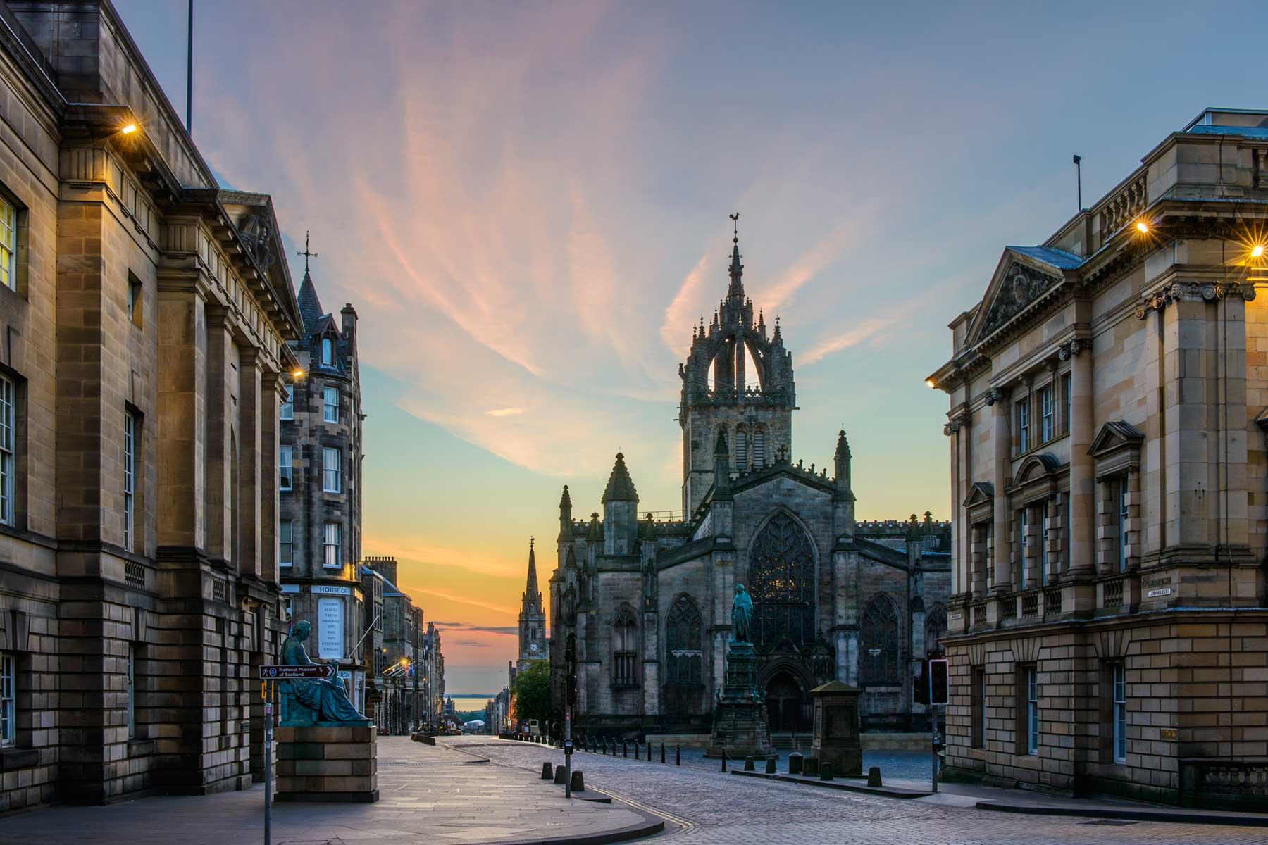 que ver en Edimburgo en 3 dias