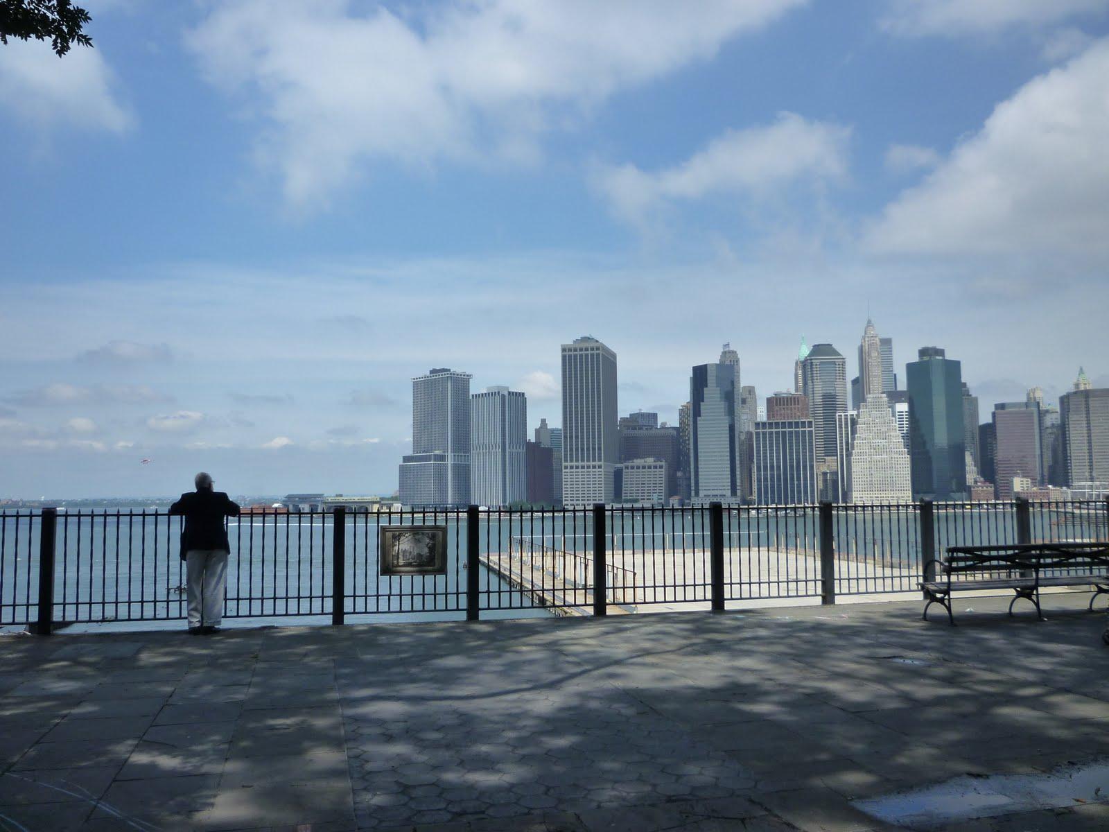 promenade de Brooklyn