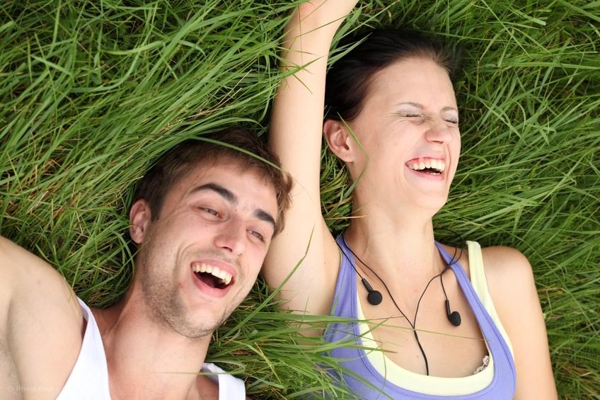 felicidad compañero pareja