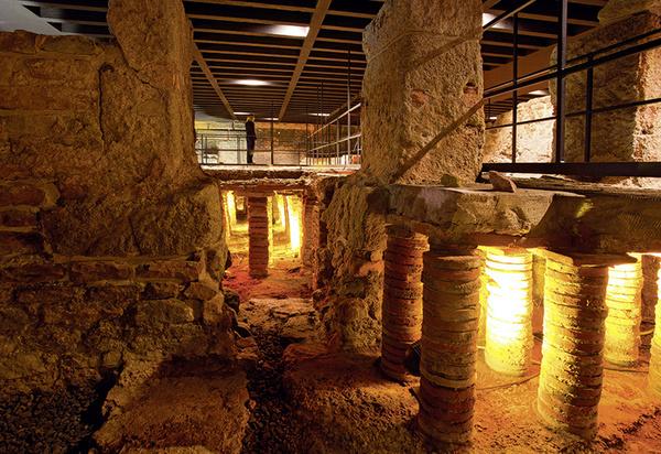 Baden Baden baños romanos