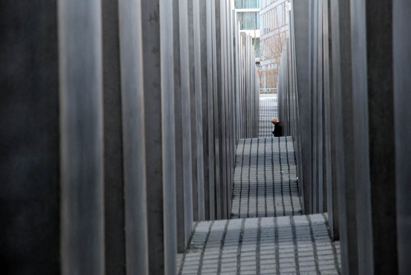 Museo del holocausto de berlin