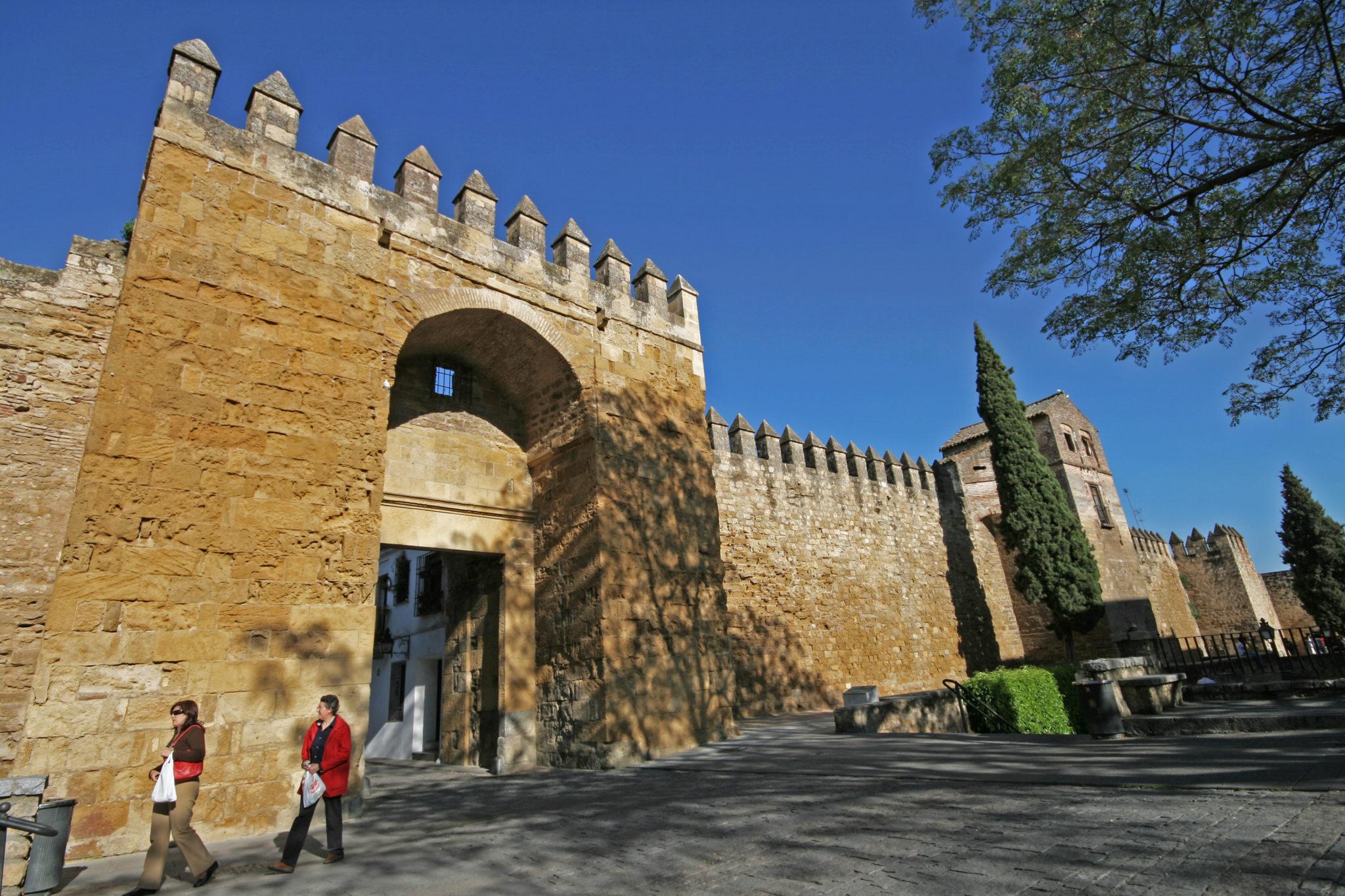 Puerta Almodóvar - Muralla Córdoba