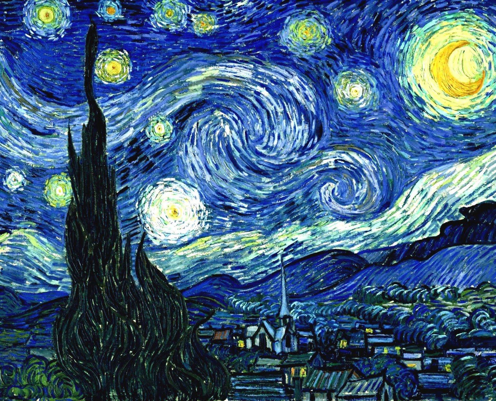 Van Gogh-La noche estrellada