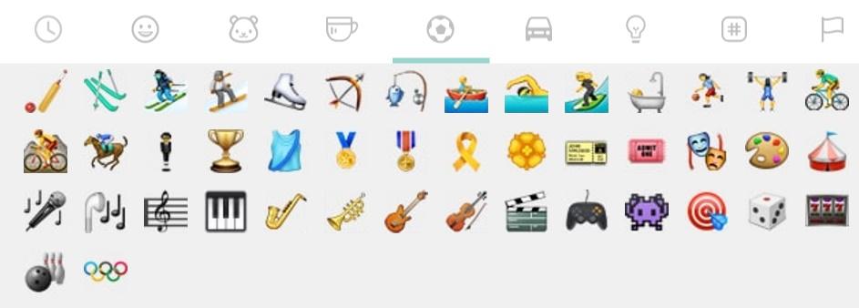 WhatsApp-Emoji-Olympics 1
