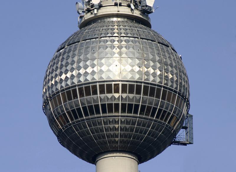 Berlin TV Tower part