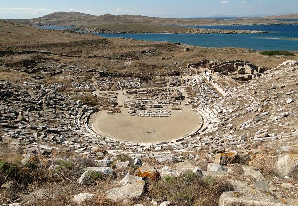 qué islas griegas visitar
