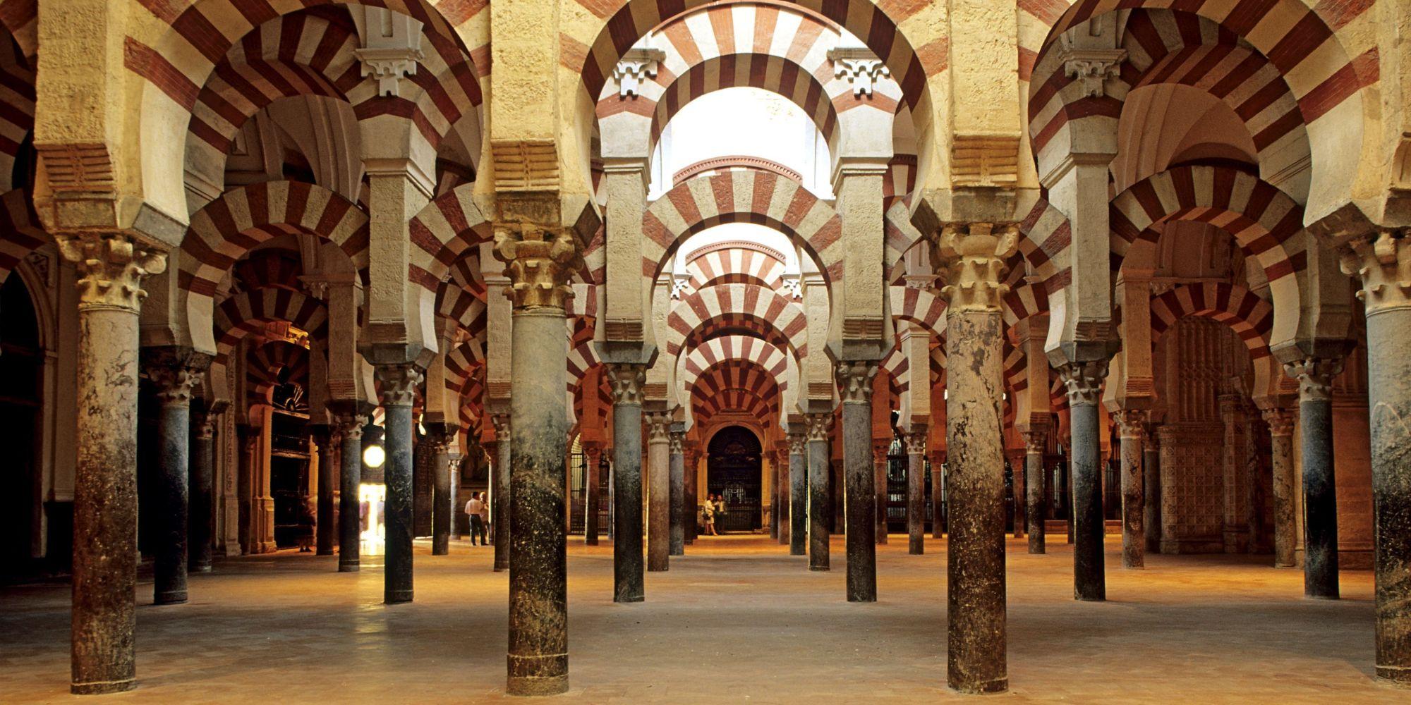 C rdoba andaluza un compendio de pasado y modernidad - Mezquita de cordoba visita nocturna ...