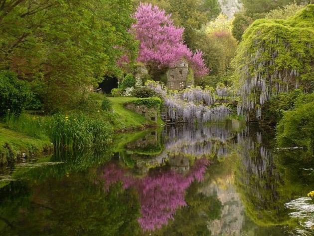 giardino di ninfa 3