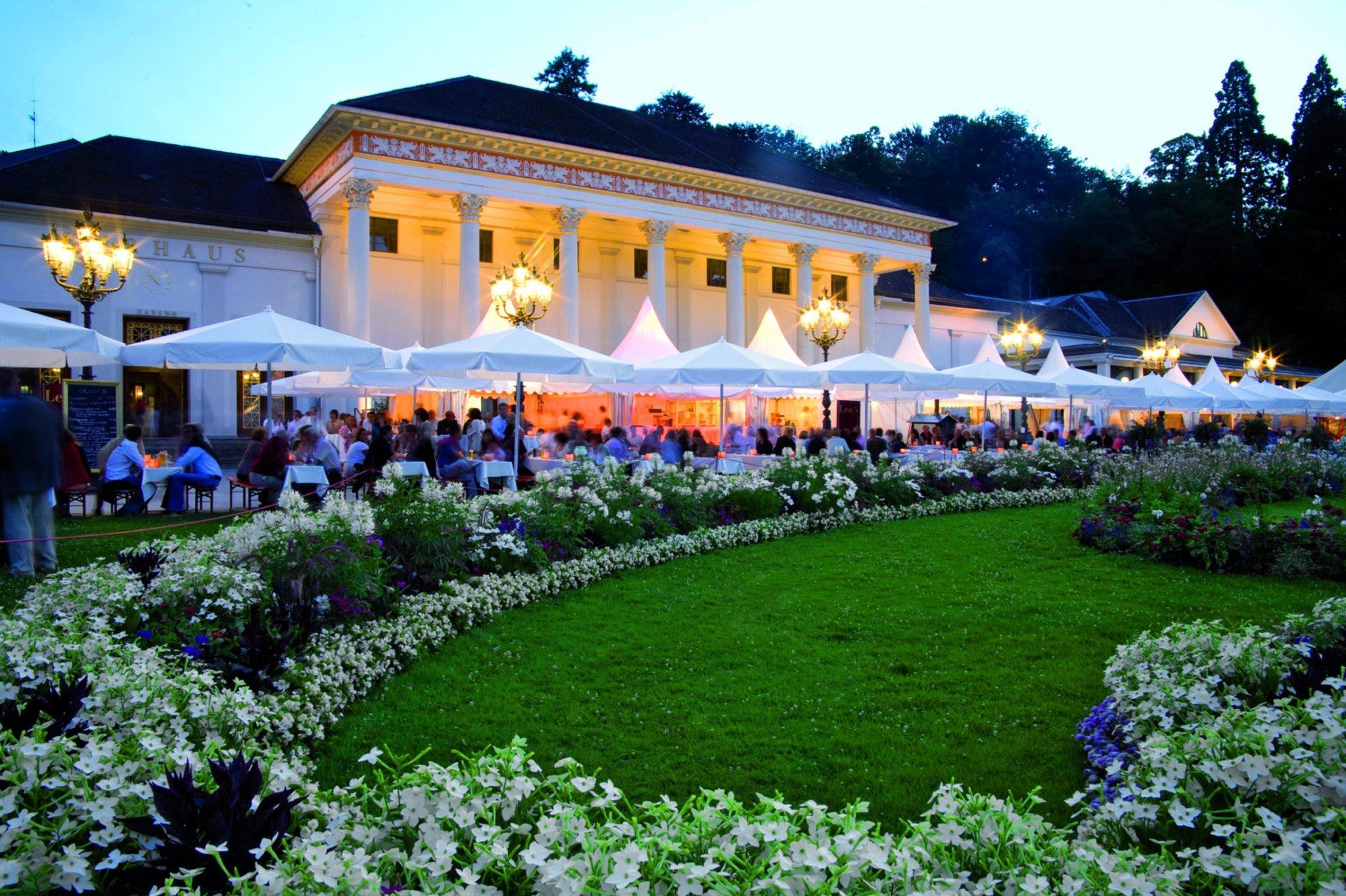 Bekjente Baden-Baden