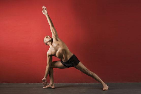 bikram yoga posturas