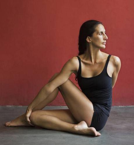 dónde hacer bikram yoga