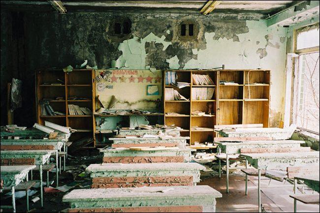 pueblos abandonados pripyat 2