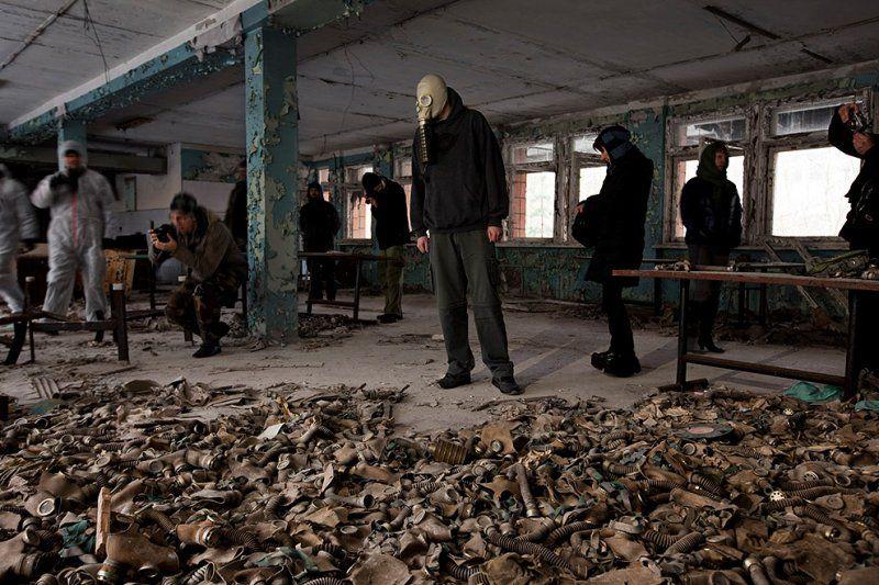 pueblos abandonados pripyat