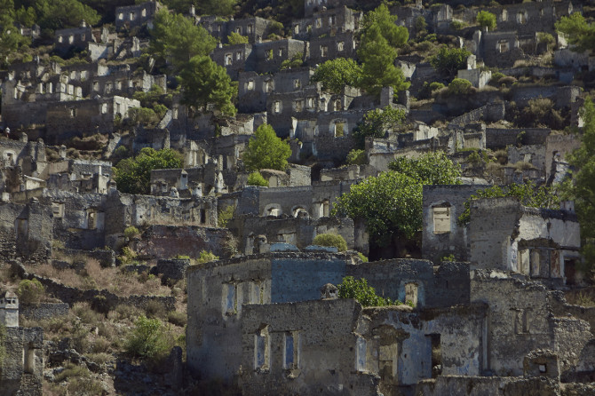 pueblos abandonados turquia 1
