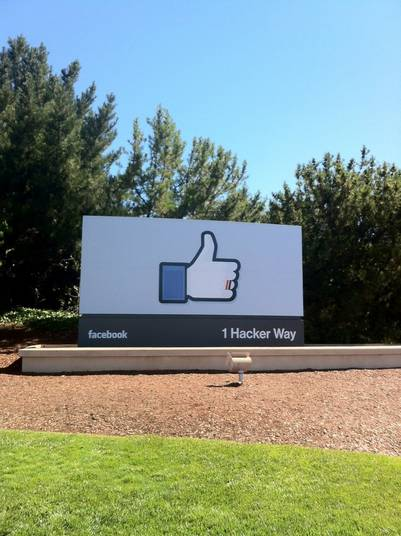 silicon valley FB