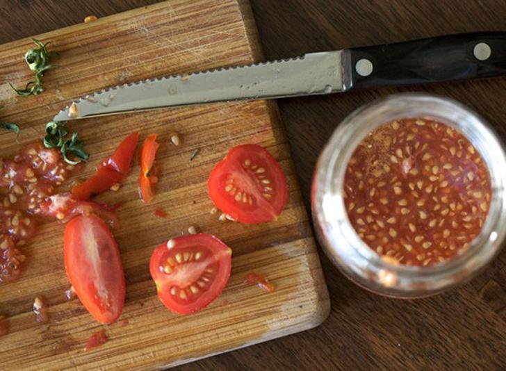 verduras tomates